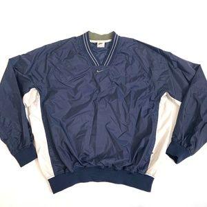 Nike WIndbreaker Pullover Jacket Mens Size Medium